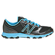 New Balance 330, Black with Blue