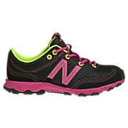 New Balance 561, Black with Diva Pink & Neon Green
