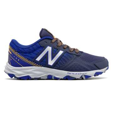 New Balance New Balance 690v2 Trail, Blue with Grey