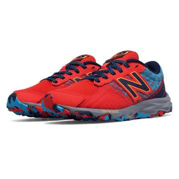 New Balance New Balance 690v2 Trail, Red with Blue