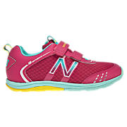 Minimus 100, Diva Pink with Aqua & Yellow