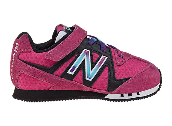 New Balance 542, Raspberry with Black