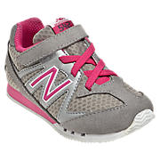 New Balance 542, Grey with Raspberry