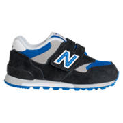 New Balance 577, Black with Blue