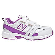 New Balance 629, White with Purple