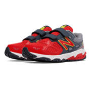 New Balance New Balance 680v3, Grey with Red