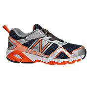 New Balance 695, Blue with Orange