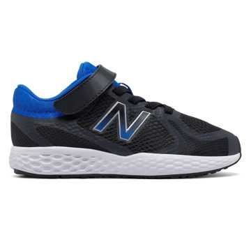 New Balance Hook and Loop 720v4, Black with Blue