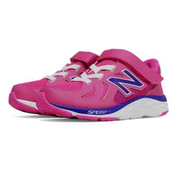 New Balance Hook and Loop 790v6, Guava with Purple