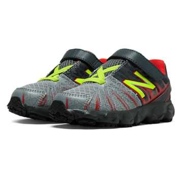 New Balance New Balance 890v5, Grey with Red & Lime