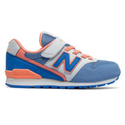 NB New Balance 996, Sky with White & Dynamite