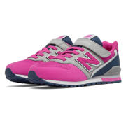 NB New Balance 996, Pink with Grey