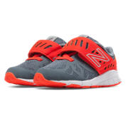 Vazee Rush, Grey with Orange
