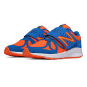 Vazee Rush, Orange with Blue