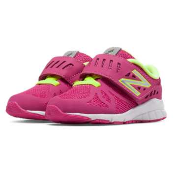 New Balance Vazee Rush, Pink Zing with Neon Yellow