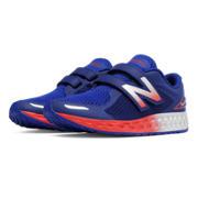 New Balance Fresh Foam Zante v2, Blue with Orange