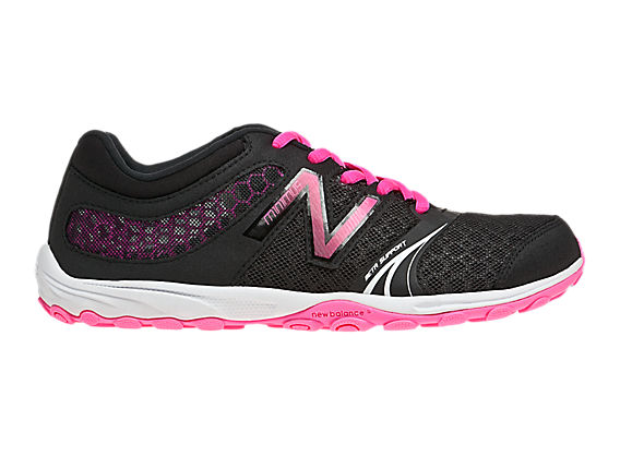 Minimus 20v3, Black with Pink