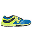 Minimus 20v3, Blue Atoll with Neon Yellow