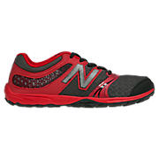 Minimus 20v3, Grey with Red