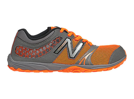 Minimus 20v3, Orange with Grey