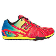 New Balance 230, Red with Yellow & Blue