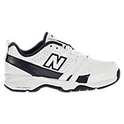 New Balance 629, White with Navy