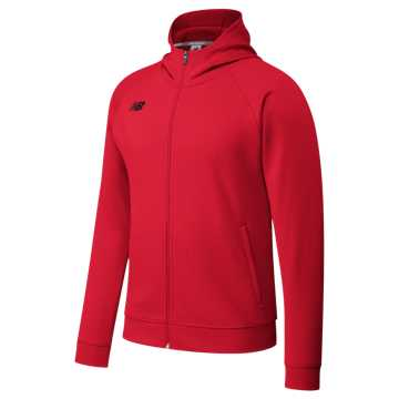 Youth Travel Hoodie, Team Red