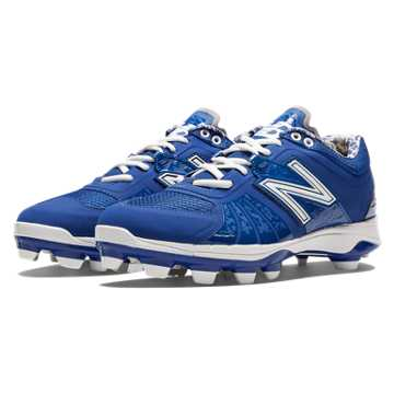 New Balance Low-Cut 2000v2 TPU Molded Cleat, Blue