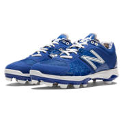 Low-Cut 2000v2 TPU Molded Cleat, Blue