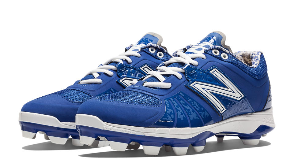 ... new balance mens baseball cleats gold 32275db8fca