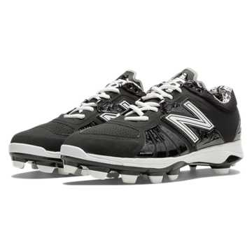 New Balance Low-Cut 2000v2 TPU Molded Cleat, Black
