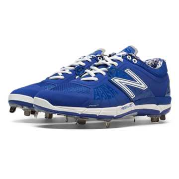 New Balance Low-Cut 3000v2 Metal Cleat, Blue