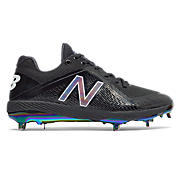 Miami Sunset Pack Low-Cut 4040v4 Metal Cleat, Black