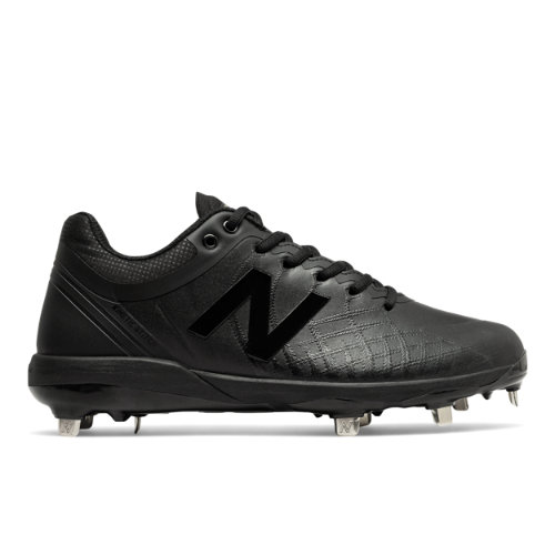 4040v5 Triple Black Men\'s Cleats and Turf Shoes