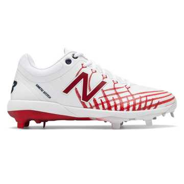 4040v5 Limited-Edition, White with Red
