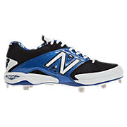 Low-Cut 4040v2, Blue with Black & White
