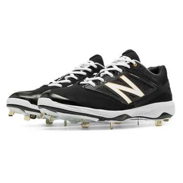 Low-Cut 4040v3 Metal Cleat, Black