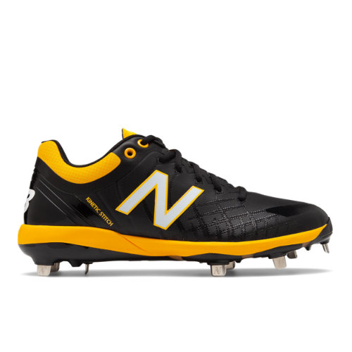 The 4040v5 metal cleat is built with amazing mid-foot support, low profile cleats for superior grip and strategically-placed cushioning to make your game almost effortless.