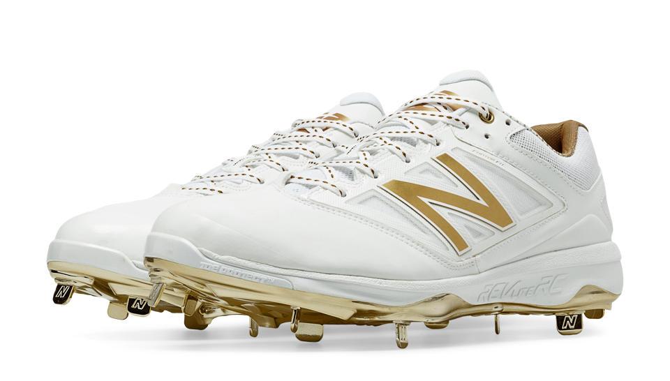 new balance baseball cleats navy