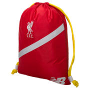 LFC Gym Bag, High Risk Red with White & Amber Yellow