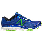 Minimus 1010, Blue with Green