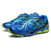 New Balance 1080v4, Blue with Green