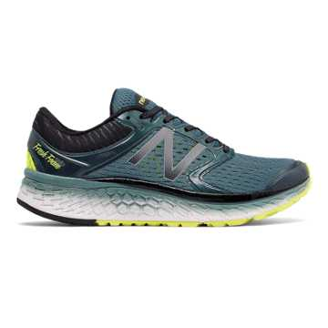 New Balance Fresh Foam 1080v7, Typhoon with Hi-Lite