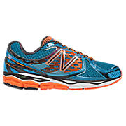 New Balance 1080v3, Campanula with Orange & White