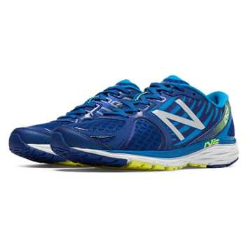 New Balance New Balance 1260v5, Blue with Bright Blue