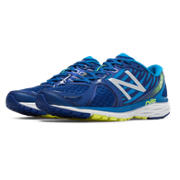 New Balance 1260v5, Blue with Bright Blue