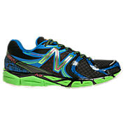New Balance 1260v3, Blue with Neon Green & Black