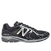 New Balance 1260v2, Black with Silver