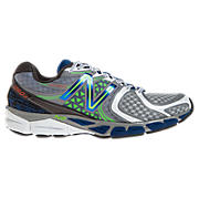 New Balance 1260v3, Silver with Blue
