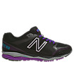 New Balance 1290, Black with Purple & Blue
